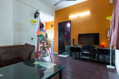 Check out this awesome listing on Airbnb: Painter's paradise - Apartments for Rent in Hyderabad