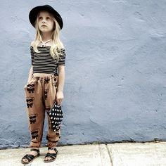 Quinn and Fox on KID-fashionblog