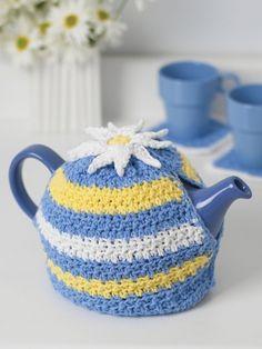 17 Free Daisy Crochet Patterns - Daisy Cottage Designs