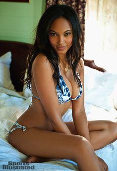Bikini model m meredith