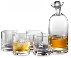 Morgan Whiskey Set Glass Decanter Crystal Clear Home Bar Drinks Glasses for sale online Whisky Bar, Whiskey Gifts, Whiskey Decanter, Cheap Wine, Bar Drinks, Carafe, Wine Tasting, Crystals, Sophisticated Style