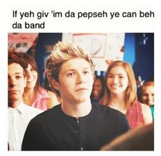 Repin this if you just read it like Niall did in that commercial!