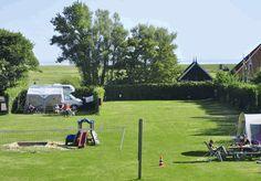 Familie camping 't Wantij Terschelling