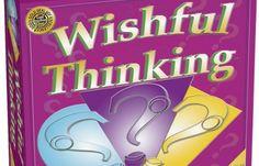 WISHFUL THINKING Board Game Large