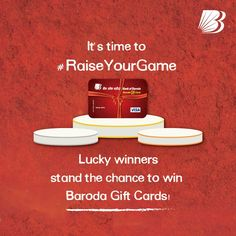Bank Of Baroda Contest | 10 Candidates Get Gift Card