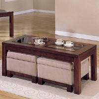 Pearson Square Coffee Table With Storage Ottomans | Style | Pinterest |  Square Coffee Tables, Ottomans And Storage