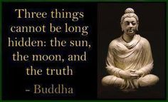 Η αλήθεια ειδικά δεν κρύβεται με τίποτα