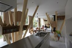 Gallery of Y House / Kensuke Watanabe Architecture Studio - 5