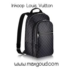 2c46a9adf7c Discover Louis Vuitton Michael  The Michael in Damier Graphite canvas is a  lightweight backpack combining style and comfort. Ideal for carrying a  laptop