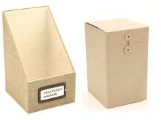 Midori Traveller's Notebook Storage Box