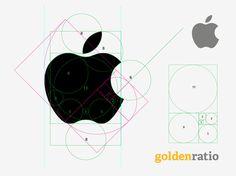 アップル・ロゴは、実際に黄金比? - 世界のメディア・ニュース