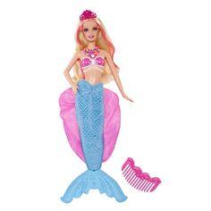 "Barbie™ The Pearl Princess™ Lumina® Doll -  Mattel Girls - Toys""R""Us"