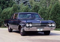 1965 Olds 442 - I had one of these
