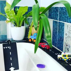 """Enchanting Early Years posted on Instagram: """"🚙Car Wash Bath🚙 . We took a mid-afternoon bath..... we took his cars and his @waytoplaytoys roads…"""" • See 34 photos and videos on their profile. Mid Afternoon, Car Wash, Roads, Enchanted, Take That, Profile, Bath, Photo And Video, Videos"""