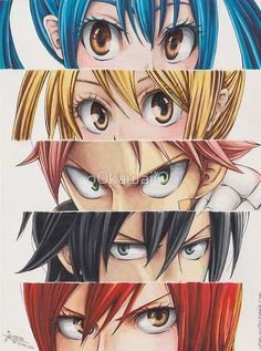 Fairy Tail | The Strongest team!