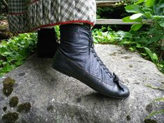 Regency boots made by Sabine. Amazing!!!