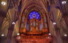 St. Patrick's Catholic Cathedral: New York, NY