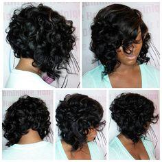 Quickweave #Baltimore #HairArtByDominique #Hairart8citytour