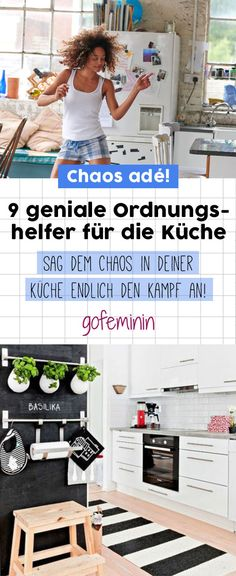 die besten 25 ordnung in der k che ideen auf pinterest eckregale k che ber eckregal und. Black Bedroom Furniture Sets. Home Design Ideas