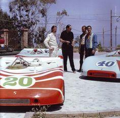 TARGA FLORIO 1970. PORSCHE 908/3(S). JO SIFFERT AND VIC ELFORD