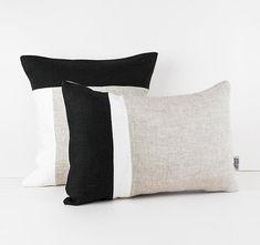 Ikea Black Background Feather Cushion Cover Sofa Ikea