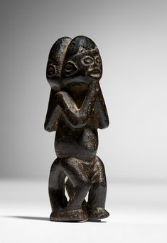 Mupo - Provenance: Samir Dallank Collection, France Galerie Didier Claes, Brussels Important private collection, Belgium With a certificate by the Didier Claes Gallery African Masks, African Art, Janus, Sculptures, Lion Sculpture, Tribal Art, Statue, Collection, Important