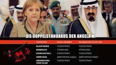 Saudi-Arabien vs. IS-Terror: Die Doppelstandards der Bundesregierung - http://www.statusquo-blog.de/saudi-arabien-vs-is-terror-die-doppelstandards-der-bundesregierung/