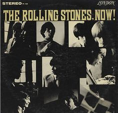 The Rolling Stones, Now! - album cover