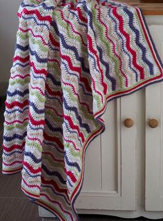 I'll See You When You Wake Blanket By Samantha Roberts - Purchased Crochet Pattern - (ravelry)