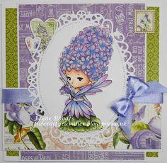 Tea, Cake and Crafting: Hyacinth Sprite