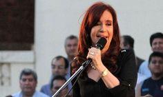 """Cristina: """"Cada argentino puede decir lo que quiere y lo que siente"""""""