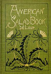 american salad book
