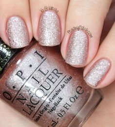 OPI: Mariah Carey Holiday 2013 Silent Stars Go By