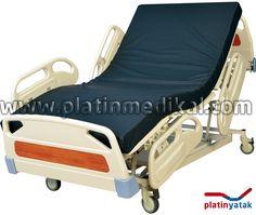 4 Motorlu Hasta Yatağı Kiralama