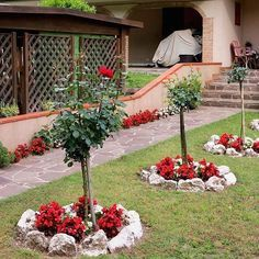 55 Extraordinary Garden Design Ideas To be Inspire These trendy Home Decor ideas., 55 Extraordinary Garden Design Ideas To be Inspire These trendy Home Decor ideas would gain you amazing compliments. Check out our gallery for more id. Garden Deco, Garden Yard Ideas, Backyard Garden Design, Small Garden Design, Garden Projects, Garden Path, Backyard Ideas, Outdoor Landscaping, Front Yard Landscaping