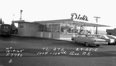 Dick's Drive in on Broadway