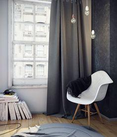 Chair on Behance