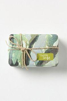 Desert Flora Soap Bar | Anthropologie.eu