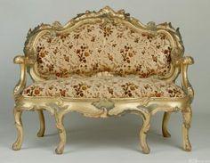 Møbel i rokokko stil