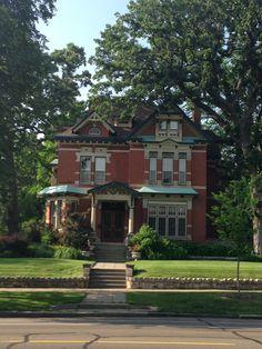 House on Summit Ave.  St. Paul, MN