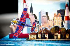 Red Bull Air Race: 2010 Pop-Up Book via Jethro Ames