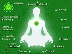 Cuarto chakra: el centro integrador ~ La Flor de la Vida - Medicina Integrativa.- El cuarto chakra se encuentra localizado en nuestro dorso a nivel del pecho. Es un centro de energía magnética, atractiva, donde la luz desde nuestro corazón se expande a nuestro ser. El latir de nuestro corazón acompaña, balancea y moviliza nuestra energía del amor.   La humanidad se encuentra en un ascenso de energía del III al IV chakra, procurando equilibrar aquellas emociones inferiores con nuestros…