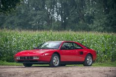 Ferrari Mondial T UK-spec '1989–93