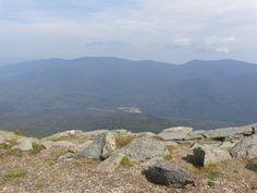 Top of Mt Washington, NH