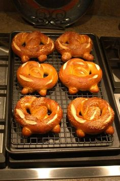 Amish Soft Pretzels ~  These Amish made pretzels are the absolute best ever. Nothing out there compares.