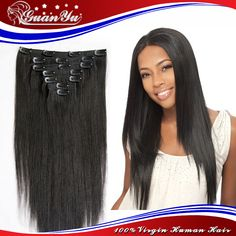 7A Malaysian Clip in Human Hair Extensions Malaysian Straight Virgin Hair Clip in Extension Natural Black Color 1B Clip In Hair Black Women Wigs http://www.adepamaket.com/products/7a-malaysian-clip-in-human-hair-extensions-malaysian-straight-virgin-hair-clip-in-extension-natural-black-color-1b-clip-in-hair/ US $59.46    #adepamaket