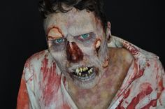 """Here is yet another look for our """"Z"""" piece. http://www.screamteam.com/products/z-foam-latex-appliance"""