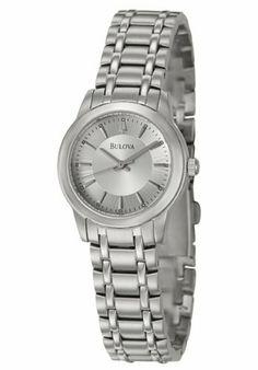 Bulova Dress Women's Quartz Watch 96L150 Bulova. $88.99. Save 60%!