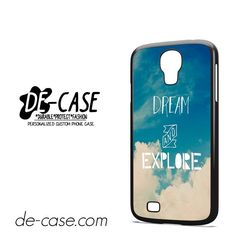 Dream And Explore DEAL-3712 Samsung Phonecase Cover For Samsung Galaxy S4 / S4 Mini