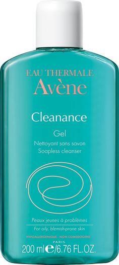 Avene Cleanance Soapless Gel Cleanser